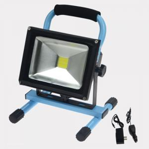 Working 3-4 Hours Portable 20W Battary Rechargeable Led Flood Light