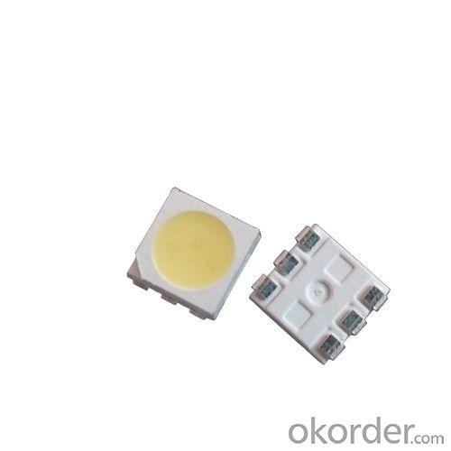5050 SMD LED Diode In Blue Color