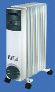 Electric Heating with Handle and Castors
