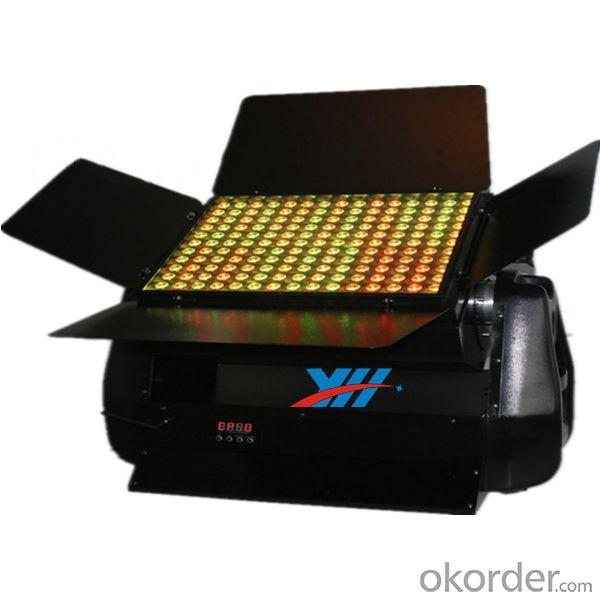 Wireless Dmx 180*3W RGB 3 In 1 Color Mixing Cmy Effects LED Pr City Color Light By Professional Manufacturer