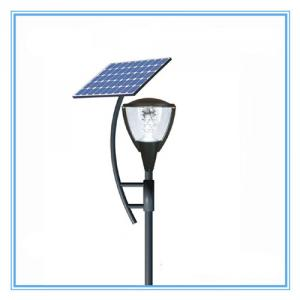 Ultra Bright IP65 Modern Outdoor Light Aluminum Housing 30W IP65 Solar LED Garden Light From China Factory