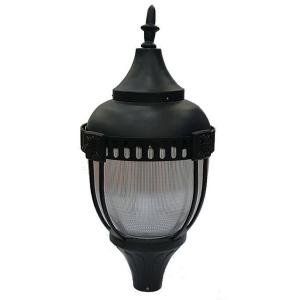 Ul Dlc CE,rtified 60W LED Post Top Fixture Garden Light (Acorn) By Professional Manufacturer