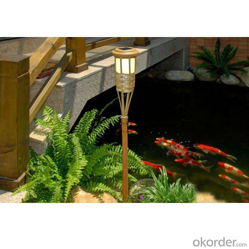 Solar Tiki Torch Light From China Factory