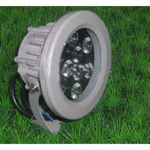 New Outdoor High Quality 7W LED Garden Lights With Pole