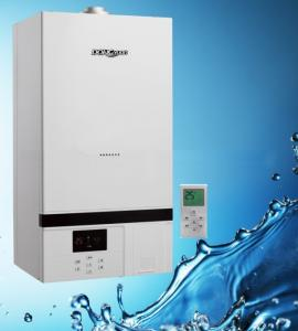 Gas Boiler for Heating and Hot Water