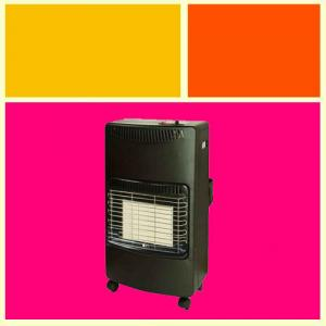 Gas Heater for Room Use