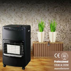 Gas Heater with High Heat Efficiency