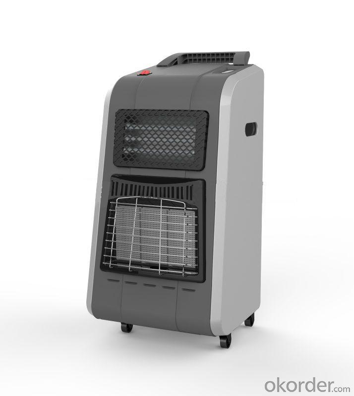 Gas and Electric Heater for Home Use