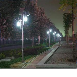 2014 New Design LED Solar Garden Lamp For Garden, Parking Lot Residential District