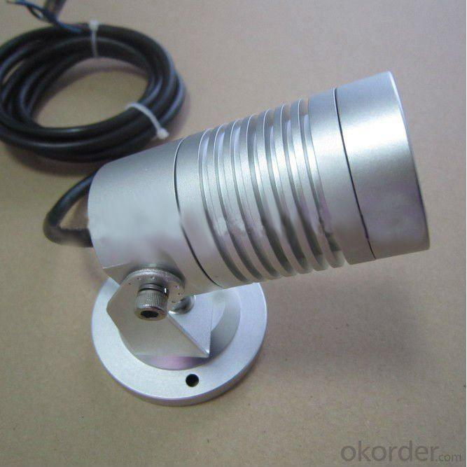 IP65 LED Light Garden Spot Light 3W From China Factory