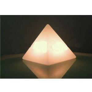 Rechargeable Wireless Color Changing LED Pyramid From China Factory
