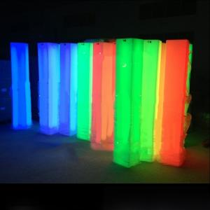 Led Column Light For Wedding CE,nterpieces Decoration By Professional Manufacturer