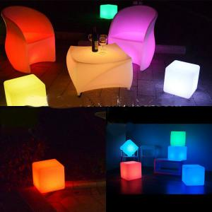 Garden LED Cube LED Cube Outdoor LED Cube From China Factory Manufacturer