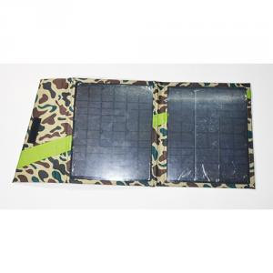 Buy Foldable Solar Charger Directly From China Factory For Smartphone Tablet PC MP3 MP4 Laptop Camouflage Solar Charger