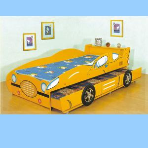 High Quality Children Car Bed Furniture Sets