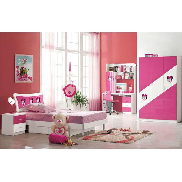 Buy Hot Sale Children Bedroom Furniture Wood/Gloss Bedroom ...