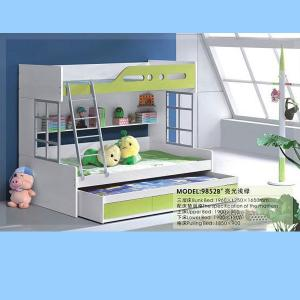 Modern Kids Bedroom With Cabinet and Book Shelf Furniture Sets