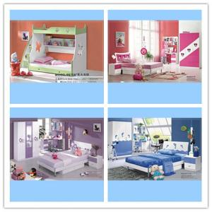 2014 Hotsale Kids Bedroom Furniture Colorful For Option