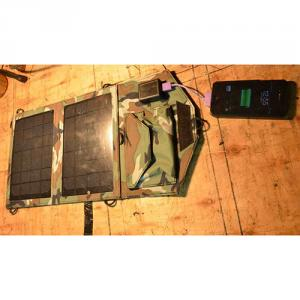 For iPhone 4 4S 5 5S Solar Charger Universal For Smartphone Portable Solar Charger, Foldable Solar Charger, Fashion Solar Bag