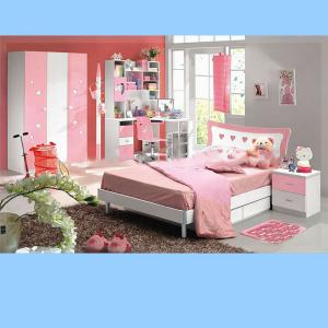 High Quality Kids Bedroom Furniture Children Furniture Sets