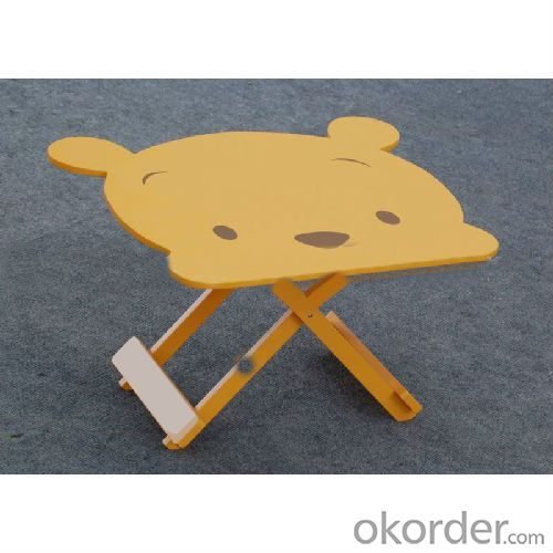 cartoon kids table