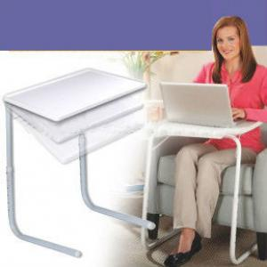 As Seen On Tv Folding Portable Table Mate