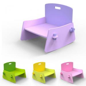 Hot Sale Chairs With Back Purple