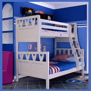 White Color Children Bedroom Furniture Cute Bedroom Sets
