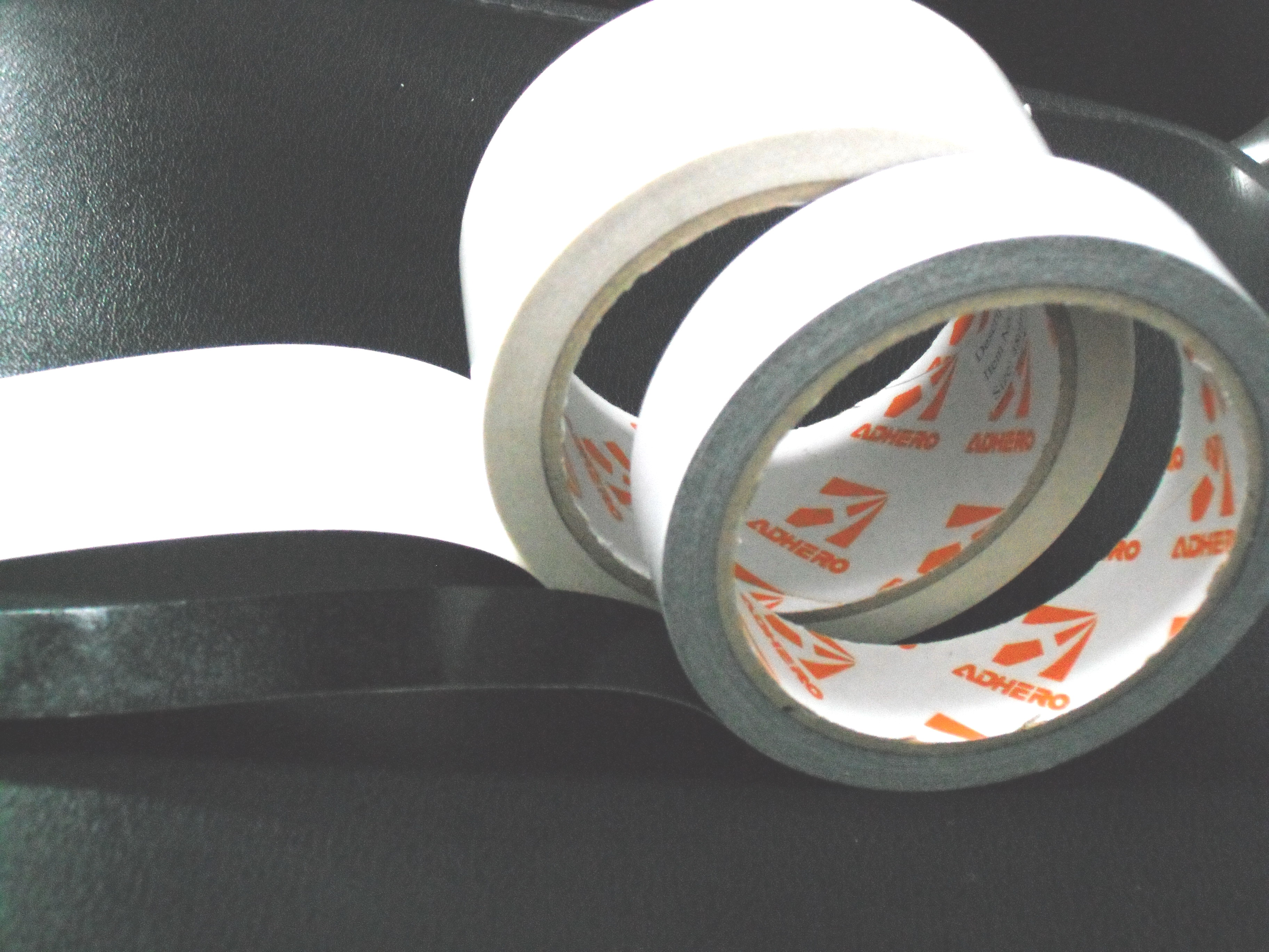 Double Sided Tape With Glassin Paper