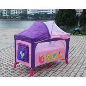 Fashion Baby Playpen Purple