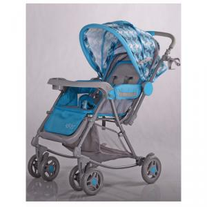 2014 Three Air Wheels Aluminum Baby Joggyer C368 Blue