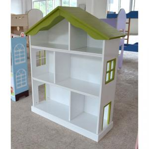 House Shape Kids' Cabinet Used for Home and School MDF Board