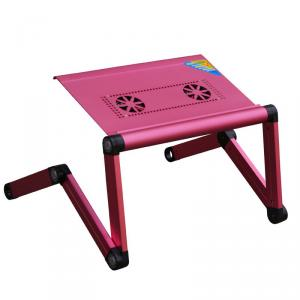 China Factory 2014 New Modern Sofa Laptop Desk, Folding Laptop Table For Bed and Sofa, Children Study Table