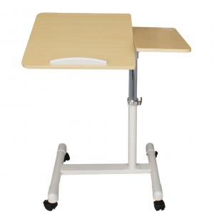 Portable Laptop Table Adjustable Height Angle Over Bed Table, Children Table For Study Playing