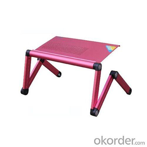 Best Price Kids Study Table With Adjustable Angle Height Children Table Aluminum Folding Laptop Table