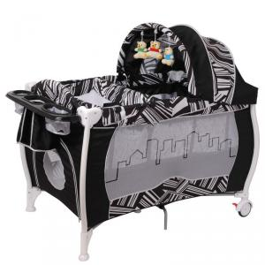 2014 New Color Of Travel Cot Pd-005(Tp504) Black
