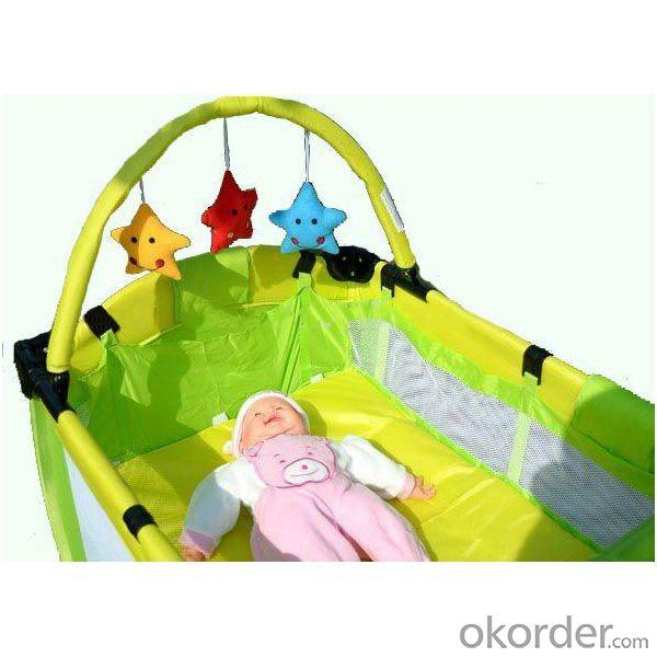 No Wheels Baby Playpen