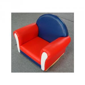 Cute PVC Kids' Sofa Ergonomic Design Customized Pattern