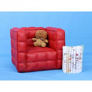 Bread Style Children's Sofa with Durable High-elastic Foam