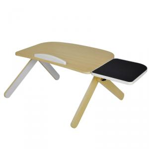 Adjustable Portable Over Bed Table, Foldable Computer Bed Table Adjustable Bed Table Folding Bed Table
