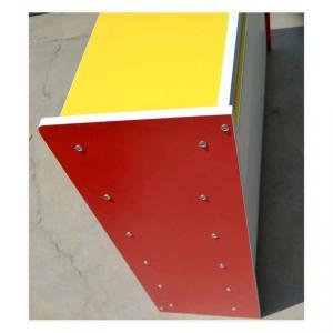 Children's Wooden Cabinet with 15 Grids for Kindergarten