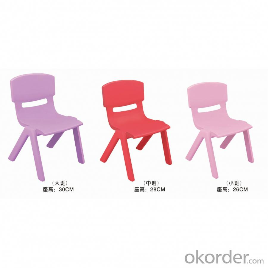 Hot Sale Plastic Children'S Chairs With Different Colors