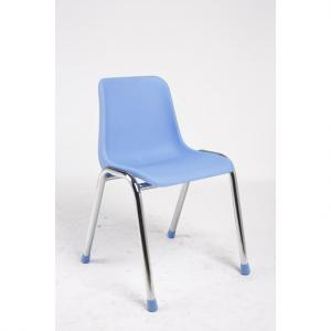 Simple Style Plastic Children's Chair for Study room Customized Color