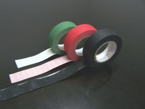 Shrinked And Black Cotton Tape