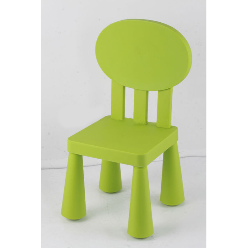 Portable Kids' Party Chairs Customized Color Eco-friendly PP Plastic