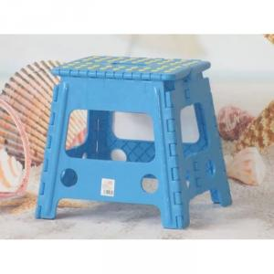 Children's Plastic Foldable Chair of 32cm Height and Customized Color