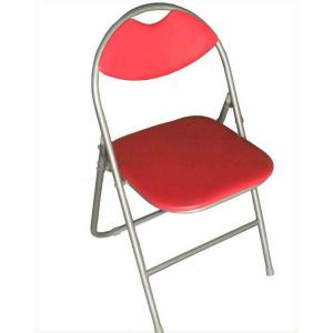 Leather Folding Chair for Children Study Customized Logo Available