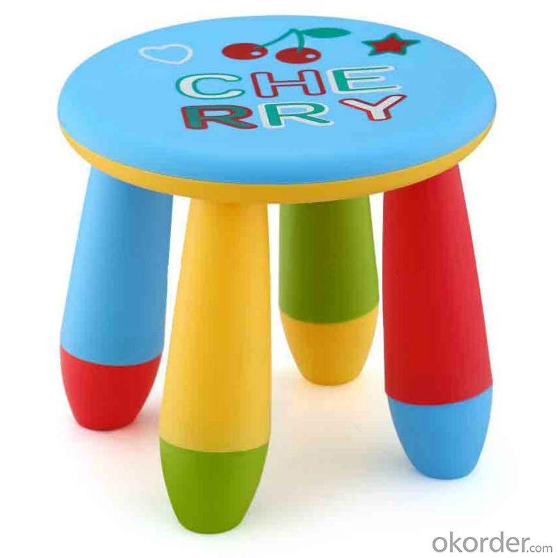 Comfortable Children's Stool for Preschool with Removable Legs