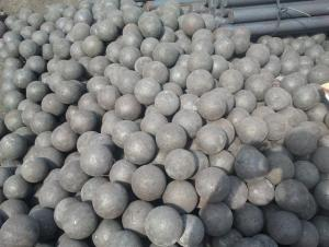 High Chromium Cast Alloyed Grinding Ball for Power Plant and Mineral Processing