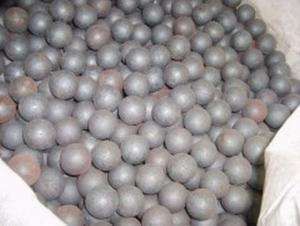 DIA40 TO DIA110 High Chromium Grinding Ball made in China with Best Quality and High Hardness